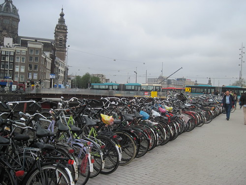 Amsterdam Bike Rack