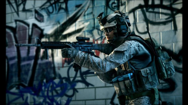 Battlefield 3 - Careful