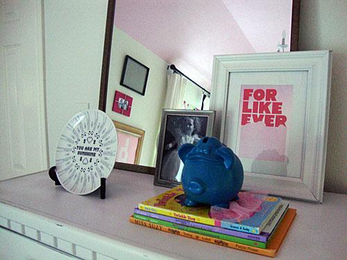 From Junk Room To Beautiful Bedroom The Big Reveal: Libbie Grove Design: Girl's Bedroom Big Reveal