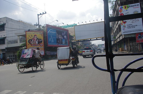 Becak Bermotor di Medan Hampir 40.000 Unit