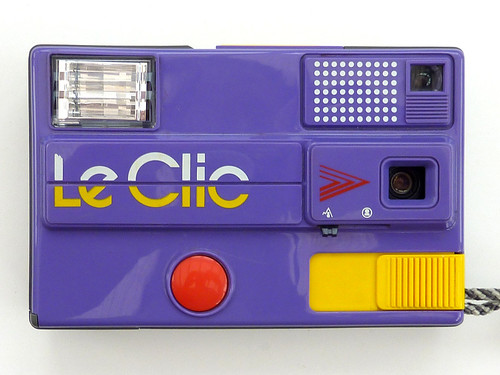 Le Clic disc camera by pho-Tony