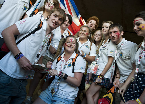 WYD Madrid 2011 by Catholic Church (England and Wales)