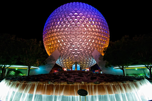 Classic Epcot Center by DisHippy