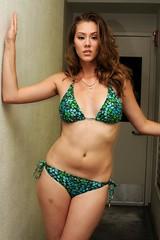 An Eric Vega Party - Mari Twins Present Paradise Bikini by Valerie Blanchard - 7/15/2011