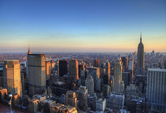 Midtown, Top of the Rock, NY