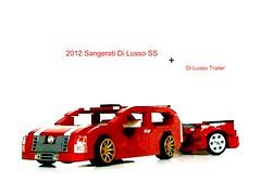 2012 Sangerati Di Lusso SS + trailer