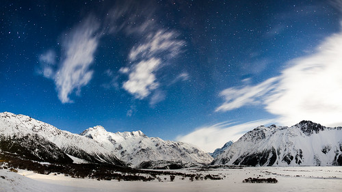 Mt Cook Stars
