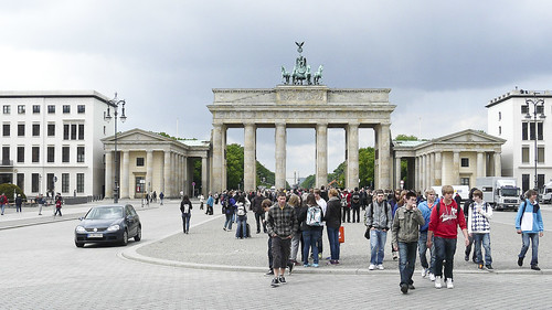 Berlin 2011: Gate to freedom