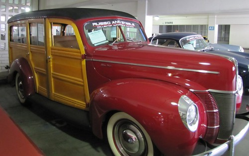 1940 Ford Woody