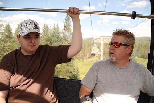 breck-z j gondola