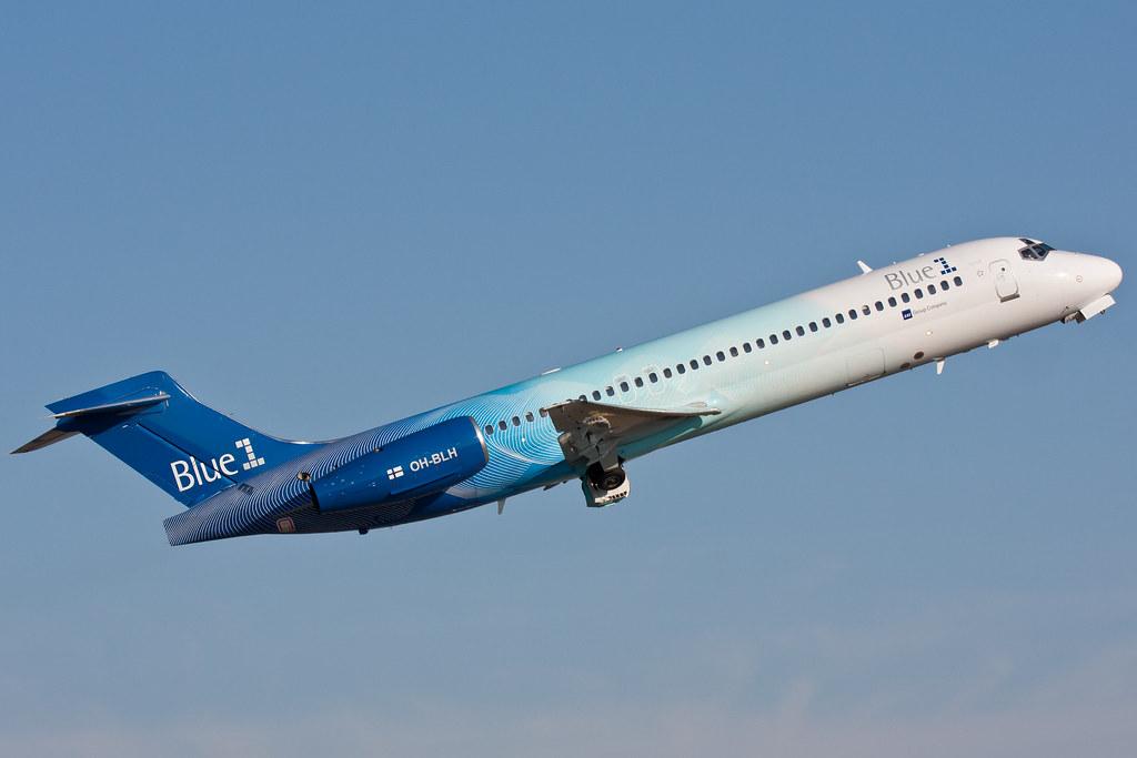 Blue1 - OH-BLH - Boeing 717-2CM