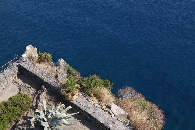 Cinque Terre - Vernazza and the sea...