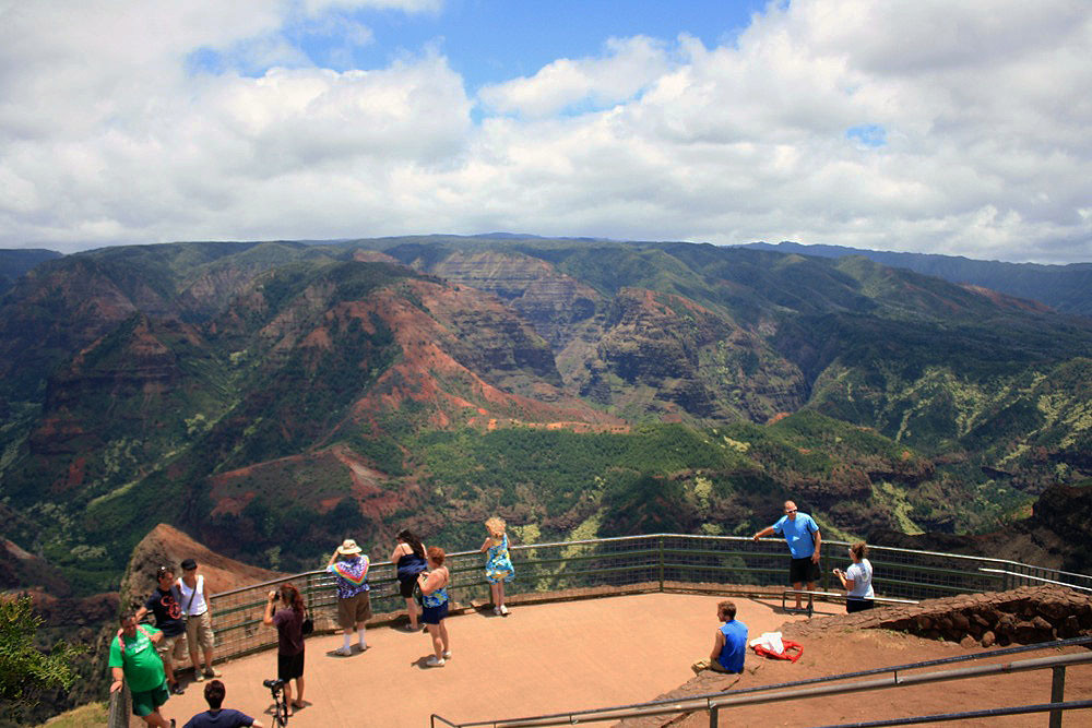 Kauai / Such Great Heights