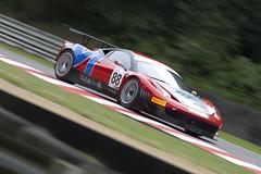 F458 Italia (Sir James of Sherwood) Tags: race italia august ferrari racing trophy hatch gt endurance brands autosport brandshatch 458 msrv ffcorse
