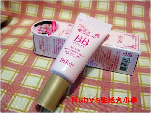 Rose玫瑰戀人防曬BB霜 (2)