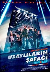 Uzaylıların Şafağı - Attack The Block (2011)