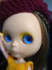 Cora close up