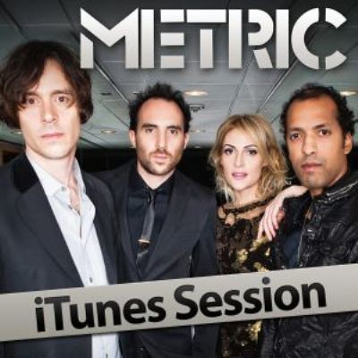 Metric---iTunes-Session