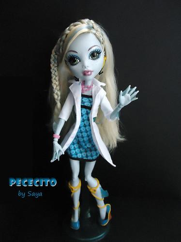 Pececito - Lagoona Blue by tatadelacasa