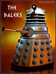 The Daleks (Rooners Toy Photography) Tags: toys who doctorwho bbc scifi sciencefiction figures daleks skaro dals characteroptions thedaleks kaleds rooners rtpinstagram