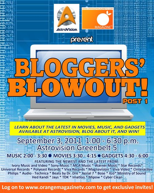 Bloggers Blowout