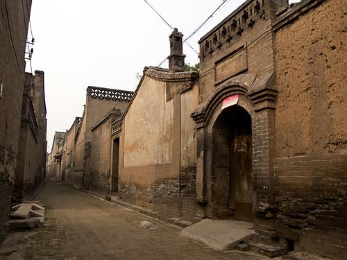 Pingyao side street