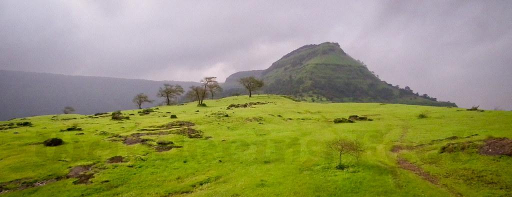 Garbett Plateau overlooking Matheran