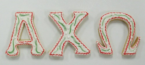 [Image from Flickr]:Alpha Chi Omega cookies