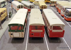 Nantes buses on my premises (HO scale) (Amsterdam RAIL) Tags: wiking tan modelling nantes maquette modellbau stadsbus stadtbus busmodels modelbus modelbouw semitan modelbuses cntc busmodel mercedeso305 busmodelle midelbus busmodellen