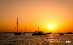 Setting Sun 1/8 (The Aslier) Tags: sunset sanantonio 5 sony ibiza puestadesol settingsun nex