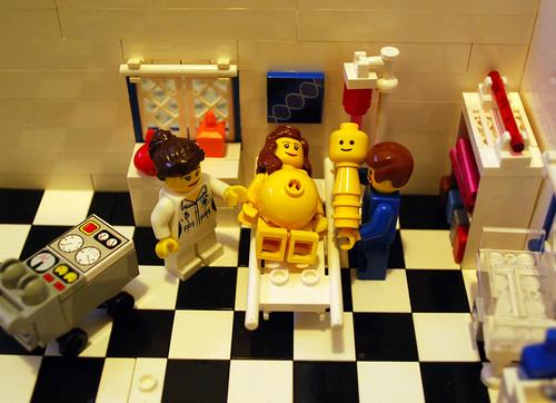 Proud Papa - Lego