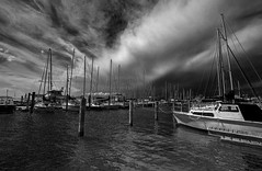 Always love boats...1 (louieliuva) Tags: blackwhitephotos saariysqualitypictures