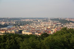 "View from Petrin Park/Petrin Hill, Prague (Prag/Praha) • <a style=""font-size:0.8em;"" href=""http://www.flickr.com/photos/23564737@N07/6082613277/"" target=""_blank"">View on Flickr</a>"