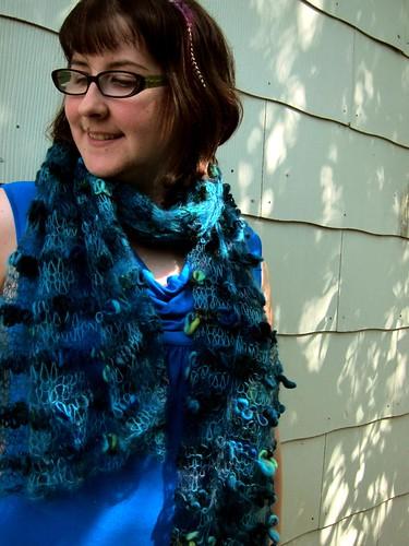 fiesta shawl 2