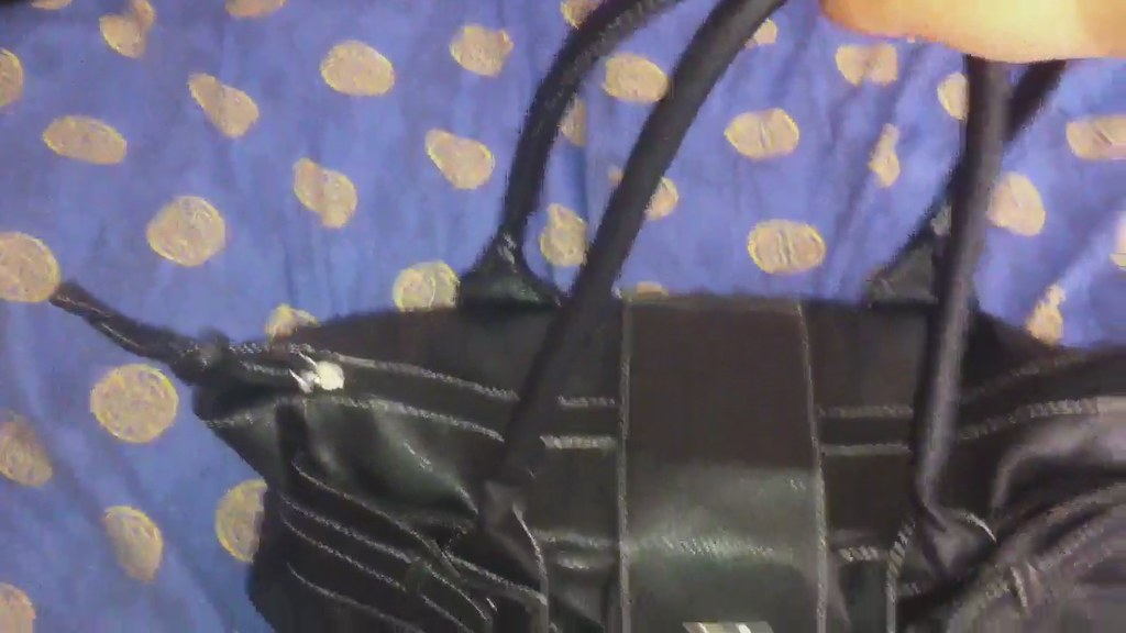 Purse Camera Bag - DIY