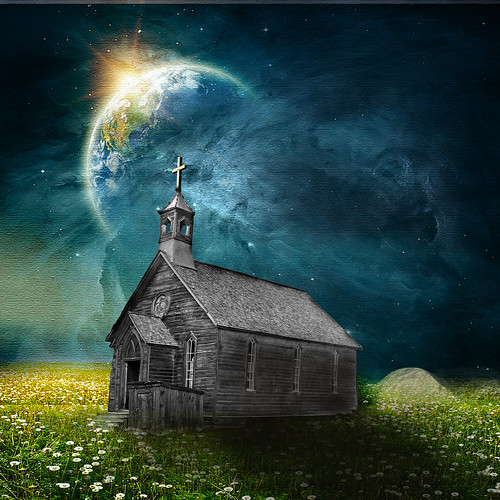 The Church Universal by Lynne Larkin