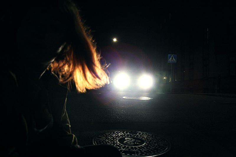 josefin på natten