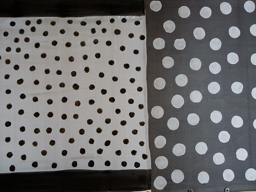 Técnica Polka Dots by Atelier Mônica de Godoi