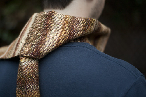 Woven scarf part II