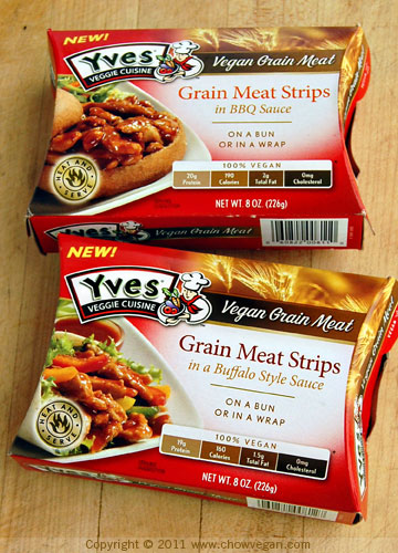 Yves Grain Meat Strips