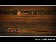 Amarapura Myanmar (Hartmut Bardtke) Tags: dda textur magicunicornverybest mygearandme