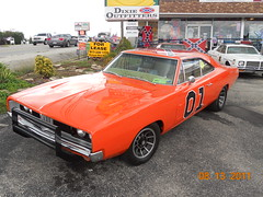 Dukes of Hazard car