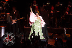 Aretha Franklin - DTE Energy Center - Clarkston, MI - Aug 25th, 2011