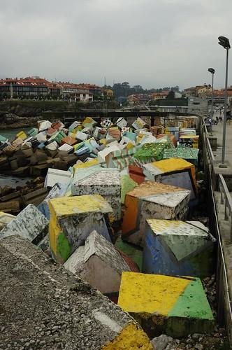 Los Cubos de la Memoria - Llanes - Asturias