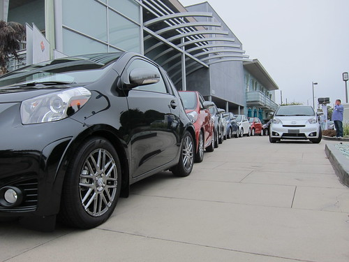 Scion iQ Press Launch Aug 2011 068