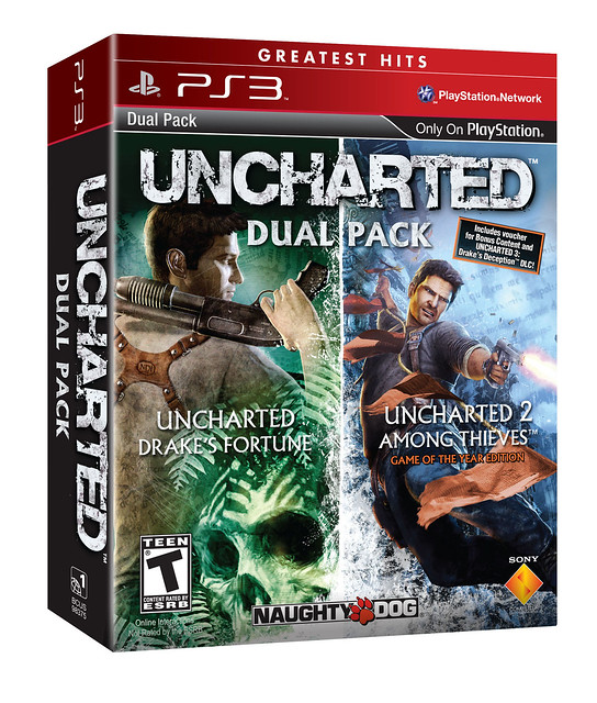 UNCHARTED DualPack