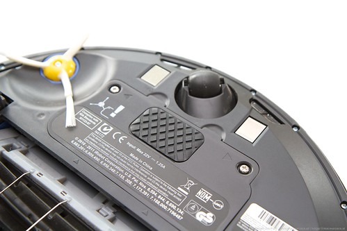 Roomba 780 Unterseite