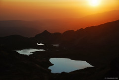 Sunrise from the heart , Seven Rila Lakes (.:: Maya ::.) Tags: mountain lake sunrise heart lakes bulgaria rila seven shape планина изгрев езера рила седемте mayaeye mayakarkalicheva маякъркаличева wwwmayaeyecom