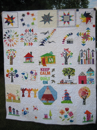 """My Angel Quilt"""