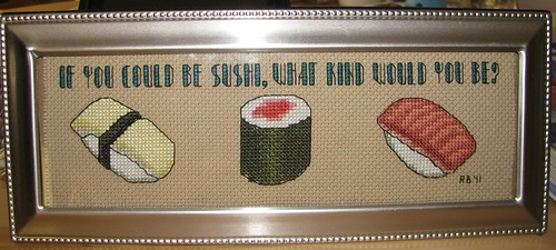 Existential Sushi